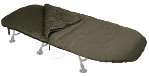 TRAKKER Big Snooze Plus Smooth Sleeping Bag - Śpiwor