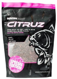 NASH Citruz Pellet 2mm 900g