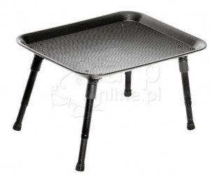 TRACKKER Carbon Effect Bivvy Table - Stolik