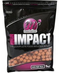 MAINLINE High Impact Boilies Fruit-Tella - Kulki 1kg