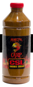 MISEL ZADRAVEC Monster Carp CSL Ananas Cream - Liquid 1L