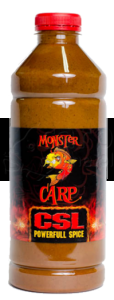 MISEL ZADRAVEC Monster Carp CSL Powerfull Spice - Liquid 1L