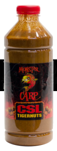 MISEL ZADRAVEC Monster Carp CSL Tigernuts - Liquid 1L