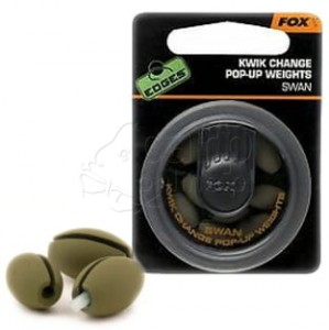 FOX Kwik Change Pop-Up Weights SWAN