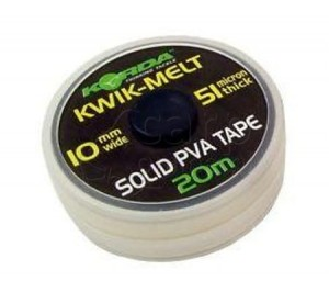 KORDA Kwik-Melt PVA Tape 10mm