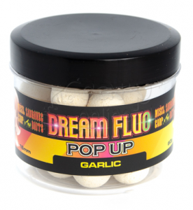 MISEL ZADRAVEC  Dream Fluo PopUp Garlic 16mm 60g - Kulki pływające
