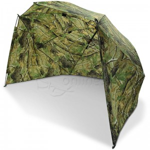"NGT 50"" Camo Storm Brolly"