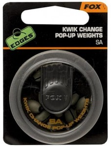 FOX Kwik Change Pop-Up Weights SA