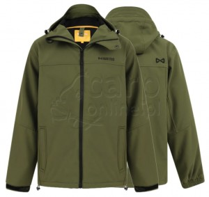 NAVITAS Hooded Softshell Jacket NIA