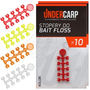 UNDER CARP Stopery do Bait Floss