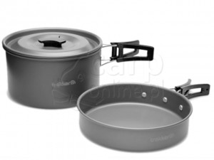 TRAKKER -  Armolife Two-Piece Cookware Set -  Zestaw naczyń