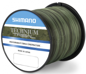 SHIMANO Technium Tribal 1100m 0,305mm 8,5kg - Żyłka
