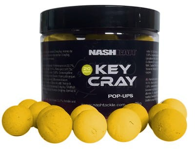 NASH Key Cray Yellow Pop Ups