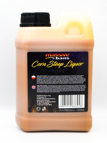 MASSIVE BAITS Corn Steep Liquor 1L