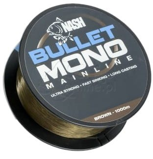 Bullet Mono Mainline Brown
